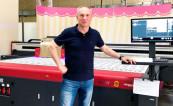 В РА «Финкрек» запущен планшетный УФ-принтер EFI Pro 30f