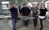 В Крыму установлен комплекс для трафаретной печати на базе оборудования MHM Austria