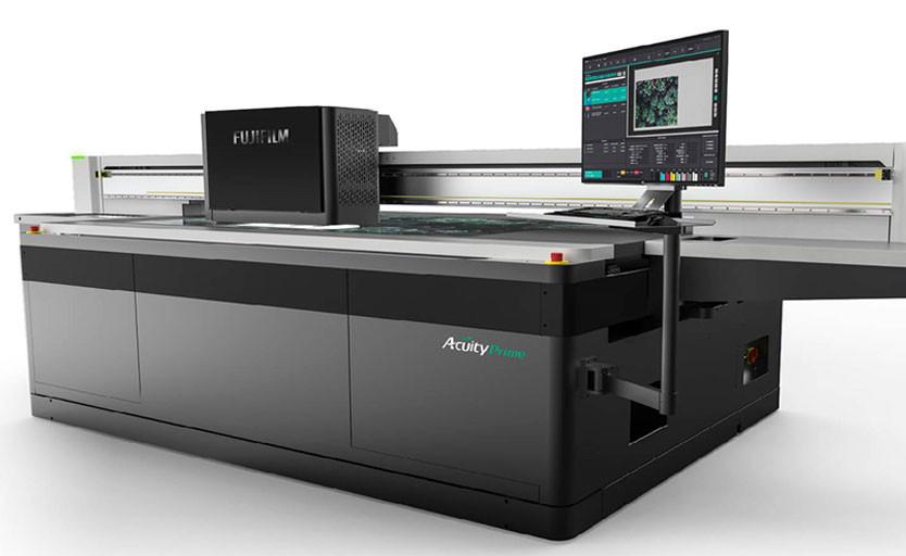 Fujifilm анонсировала новый планшетный УФ-принтер Acuity Prime