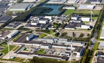 Производство офсетных пластин Fujifilm в Тилбурге