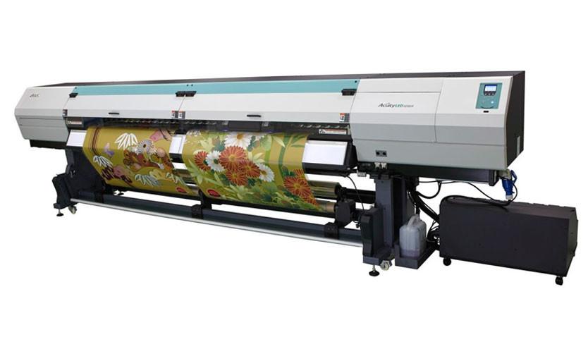Широкоформатный рулонный УФ-принтер Fujifilm Acuity LED 3200R