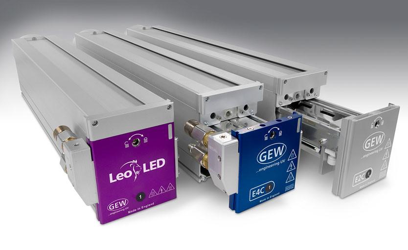 RMGT заключила партнерское соглашение с производителем светодиодных УФ-сушек GEW