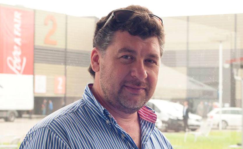 Генеральный директор СМГ Технология Георгий Головенкин