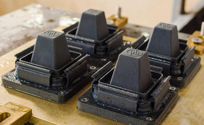 HP представила Molded Fiber Advanced Tooling Solution — инновационное решение для производства упаковки из формованной целлюлозы