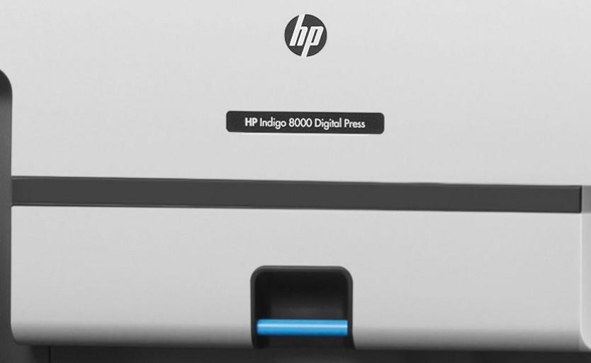 HP Indigo 8000 Digital Press