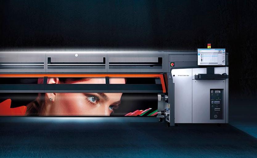 HP Stitch S1000 Printer – новый флагман в линейке сублимационных принтеров HP