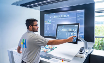 Heidelberg Innovation Week 2020:  Smart Print Shop и концепция автономной печати Push to Stop — End to End