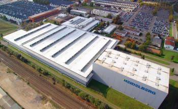 Heidelberg продает часть штаб-квартиры в Вислох-Вальдорфе