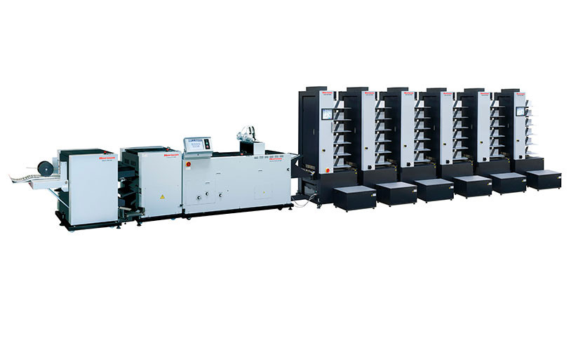 «Терра Принт» начала поставки новых новых вакуумных листоподборщиков Horizon VAC-L600H