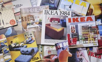 IKEA прекращает выпуск бумажного каталога
