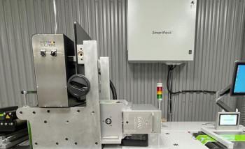 В типографии «Икар» установлена первая в России система струйной печати Inkjet Solutions. С ее помощью будут печататься коды «Честного знака»