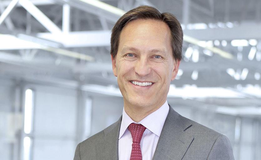 Жан-Паскаль Бобст, исполнительный директор Bobst Group