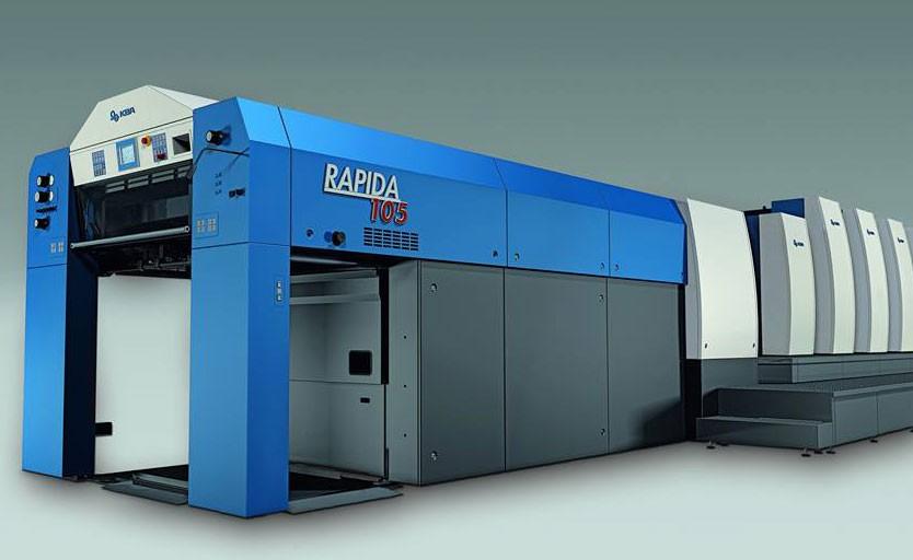 KBA Rapida 105
