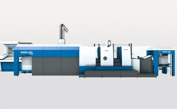 Трафаретная печатная машина KBA Rapida RSP 106