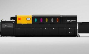 Kodak анонсировала Ascend — цифровую машину для однопроходной печати и отделки картонной упаковки и POS-материалов