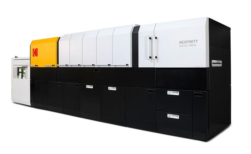 Цифровая печатная машина Kodak Nexfinity Digital Press