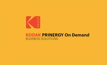 Kodak запускает облачную платформу для управления типографией Prinergy On Demand Business Solutions. В ее разработке принимала участие компания Microsoft