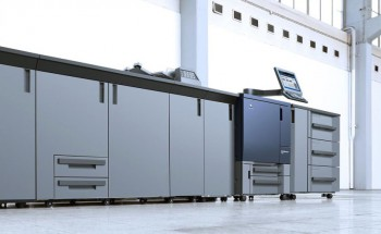 Цифровая печатная машина Konica Minolta bizhub PRESS C71hc