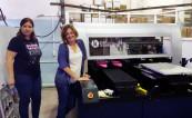 «Чудо-кроха» установила промышленный струйный принтер Kornit Digital для печати на детской одежде