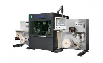Leonhard Kurz выпустила DM-Uniliner — узкорулонную машину для «цифровой» металлизации этикетки