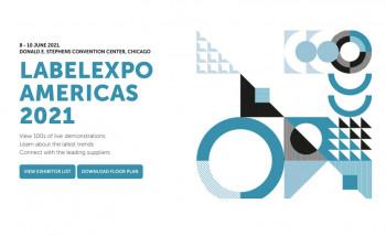 Организаторы назвали новые даты проведения выставки Labelexpo Americas