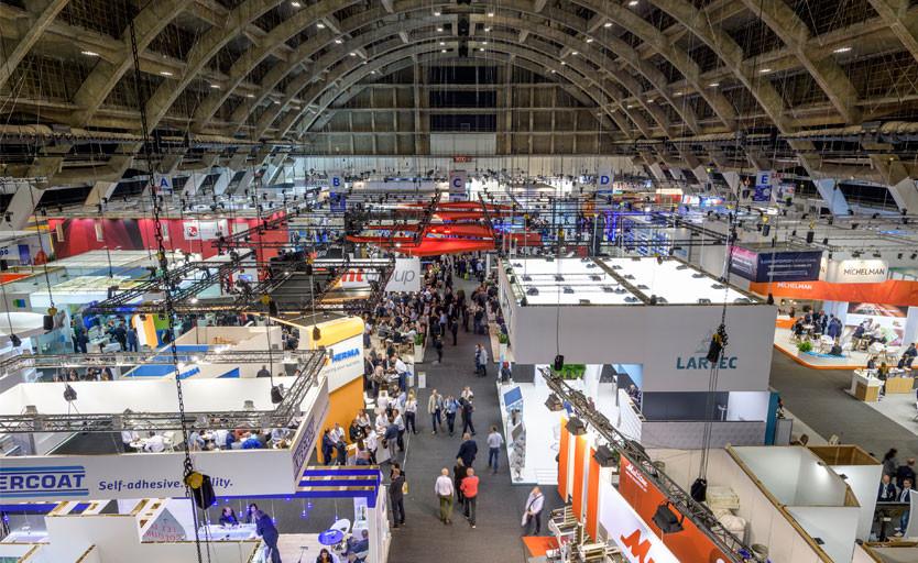 Выставки Labelexpo перенесли на 2022 год