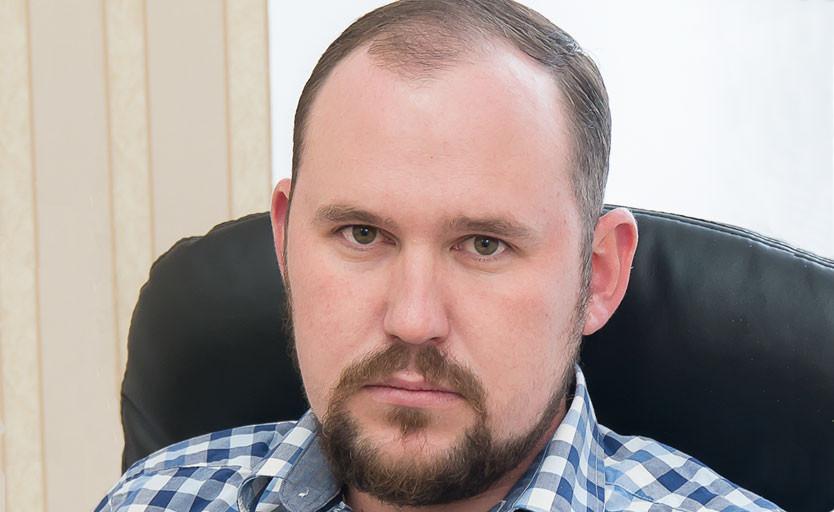 Артем Козлов, совладелец и руководитель Центра печати «Линк»