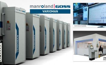 Manroland Goss Web Systems объявила о первой инсталляции рулонной офсетной машины Varioman c:line. На ней будут печатать картонную упаковку