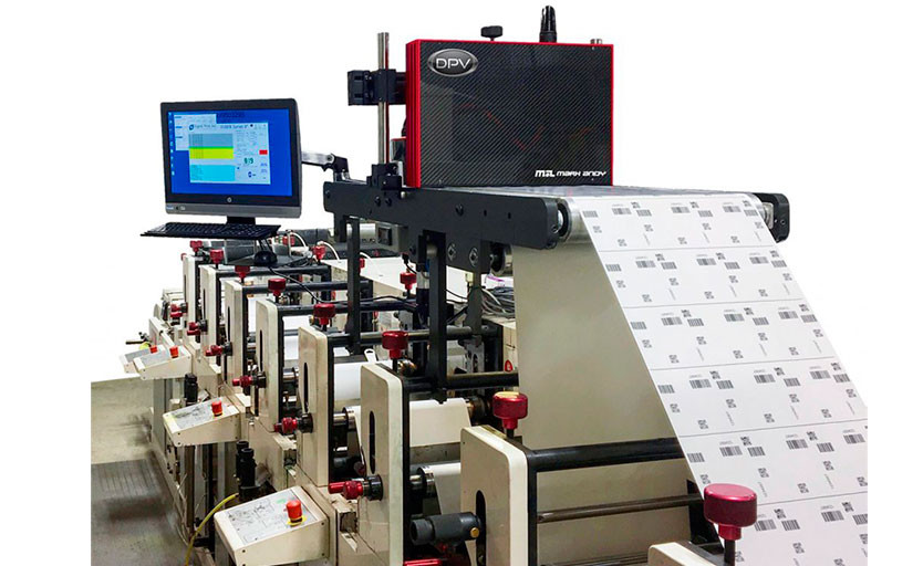 Mark Andy выпустила струйный модуль для монохромной печати