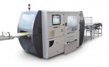Meccanotecnica выпустила новое поколение трехножевых резальных машин для цифровых типографий