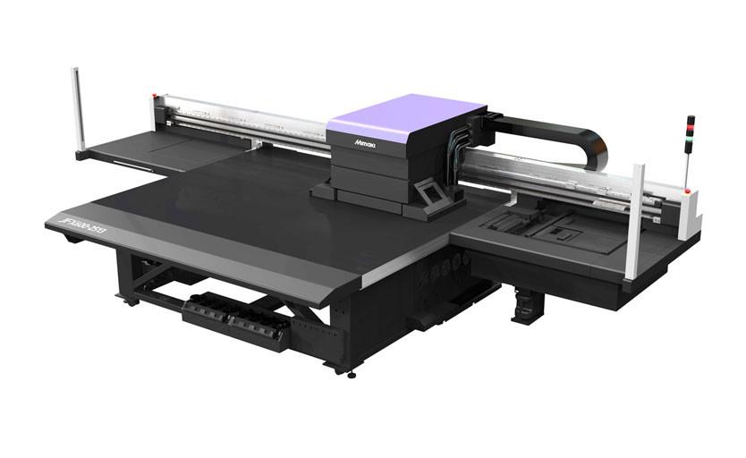 Широкоформатный планшетный УФ-принтер Mimaki JFX600-2513