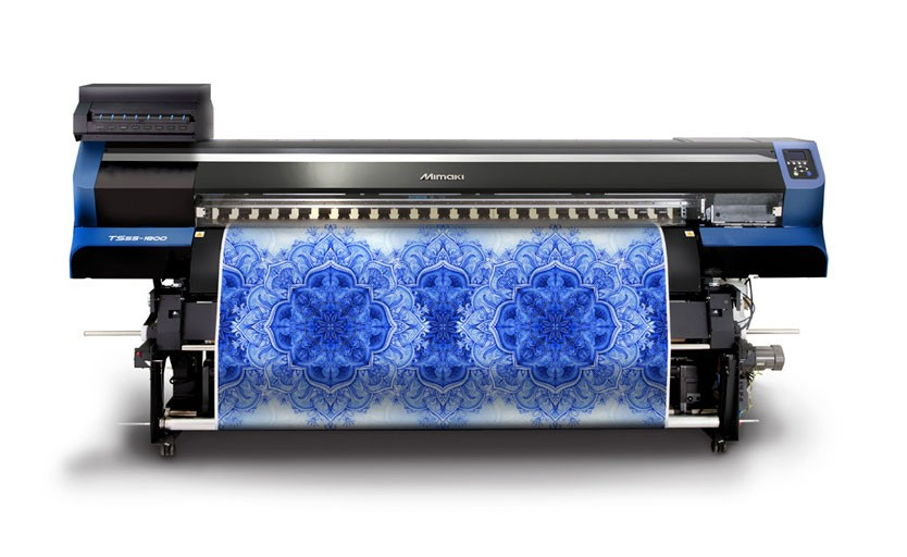 Широкоформатный сублимационный принтер Mimaki TS55-1800