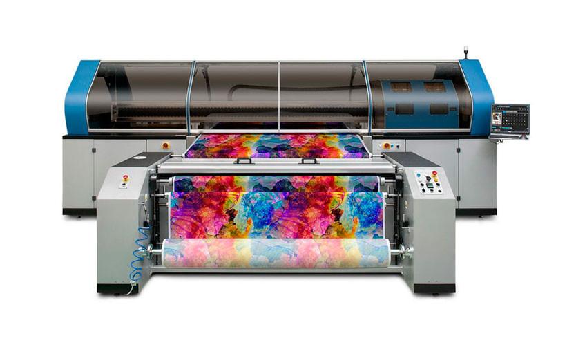 Mimaki выпустила два новых широкоформатных принтера для печати на текстиле