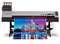 Mimaki дает двухлетнюю гарантию на УФ-принтеры UJV100-160. В том числе, на уже установленные