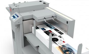 В типографии Print.uz установили новейший автоматический биговщик Morgana AutoCreaser Pro XL. Один из первых в мире