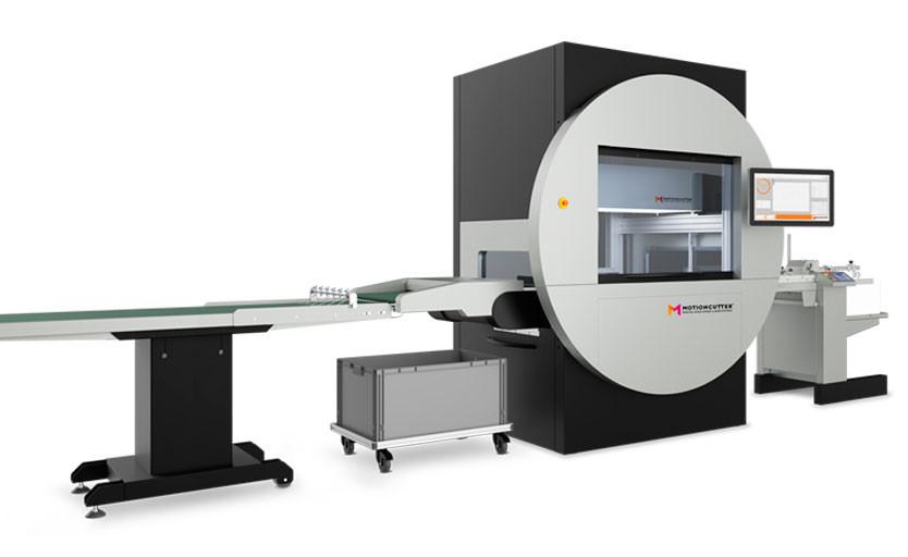 Konica Minolta будет продавать в Европе лазерные высечки motioncutter