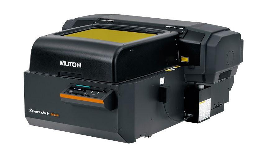 Настольный УФ-принтер Mutoh XPJ-661UF
