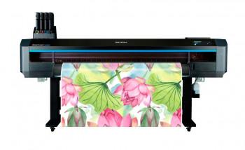 Mutoh анонсировала новый широкоформатный сублимационный принтер XPJ-1642WR