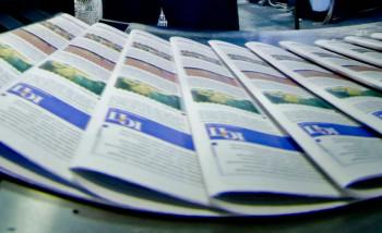 Руководители российских типографий, выпускающих печатные СМИ, обратились к главе правительства