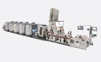 Печатно-отделочный комплекс Omet Varyflex V2 Offset 850