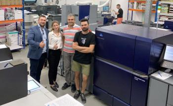 Изображение цифровой печатной машины Konica Minolta AccurioPress C14000