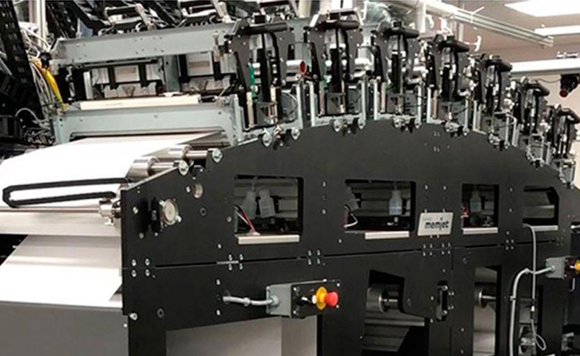 PCMC выпустила модульную систему струйной печати ION на базе технологии Memjet