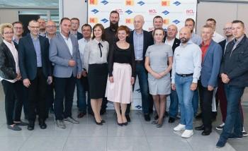 В середине сентября 2018 г. типографию «Парето-Принт» посетила делегация полиграфистов из Польши. Организаторами визита стали компании Kodak и российский дистрибутор — компания NCL