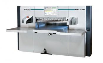 Резальная машина Perfecta ECO Line 132 поколения drupa 2016