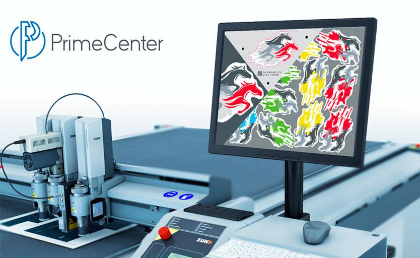 Caldera и Zünd выпустили новое ПО PrimeCenter. Оно предназначено для подготовки файлов печати и резки на плоттерах Zund