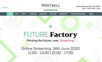 Актуальные вопросы полиграфического бизнеса и технологий обсудят на онлайн-конференции Print4All.                          К  участию в конференции приглашаются российские полиграфисты!