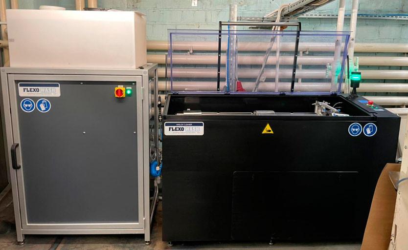 В ОКИЛ-САТО установлены моечные машины Flexo Wash