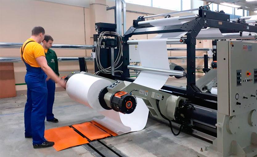В АО «ПРОМИС» установлена листорезальная машина Goodstrong