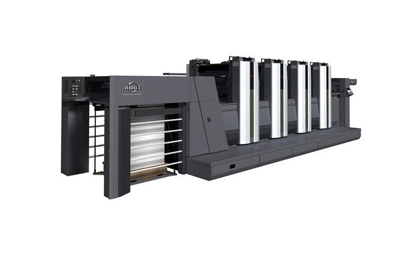 Офсетная печатная машина RMGT 790