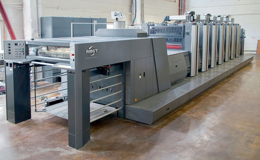 Листовая офсетная печатная машина RMGT 920
